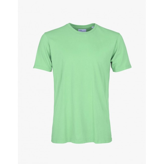 Herren-T-Shirt Colorful Standard faded mint