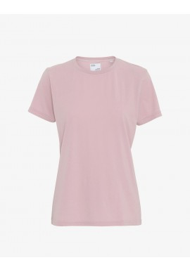 Damen-T-Shirt Colorful Standard faded pink