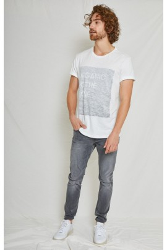 Herren-Jeans Kuyichi Kale Skinny Rebel Grey