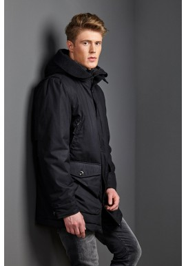 Parka LangerChen Havelock black