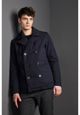 Jacke LangerChen Leeston navy