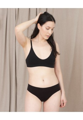 Slip Beaumont Organic Vineta Briefs black