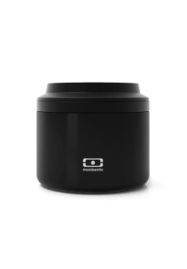 Monbento Element Onyx Thermo-Lunchbox