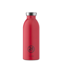 Thermosflasche 24Bottles Clima 500ml Hot Red
