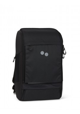 Rucksack pinqponq Cubik Grand Extra Backpack Rooted Black