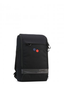 Rucksack pinqponq Cubik Medium Backpack Rooted Black