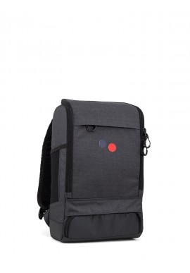 Rucksack pinqponq Cubik Medium Backpack Anthracite Melange