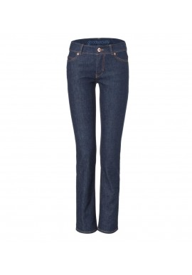 Damen-Jeans Goodsociety Straight Raw One Wash