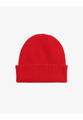 Beanie Colorful Standard scarlet red
