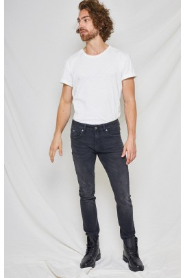 Herren-Jeans Kuyichi Kale Skinny Black Used