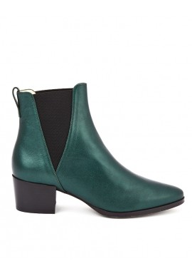 Stiefelette Nine To Five Chelsea Boot Brigge green lights