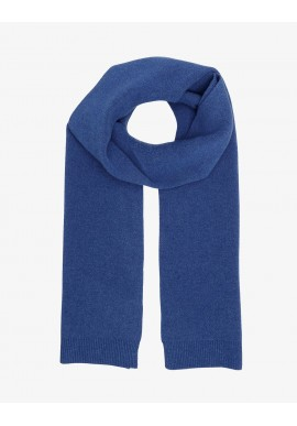 Merino-Wollschal Colorful Standard royal blue