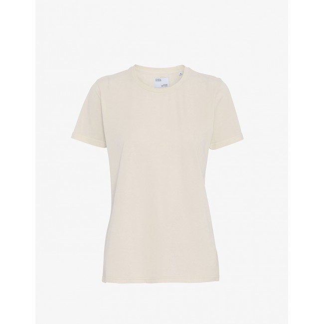 Damen-T-Shirt Colorful Standard ivory white