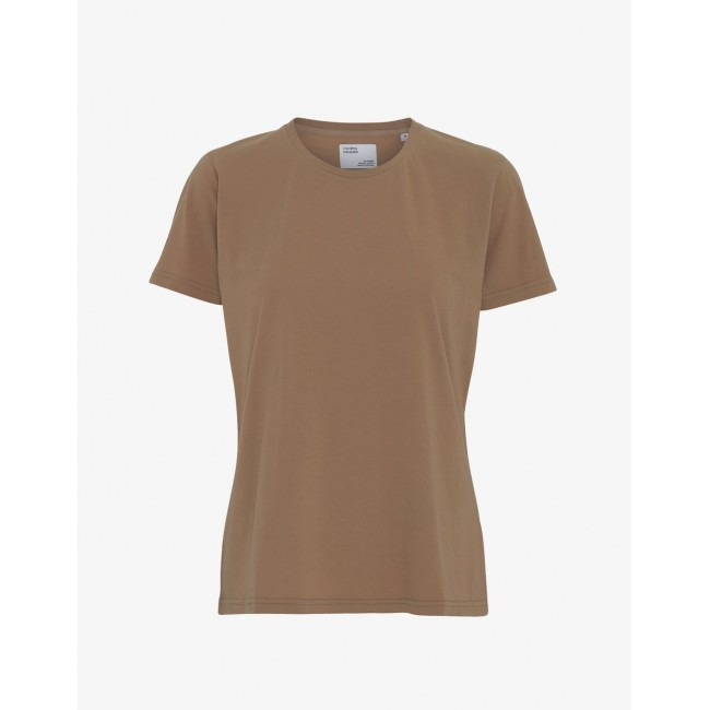 Damen-T-Shirt Colorful Standard sahara camel