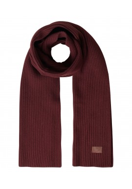 Heavy Rib Scarf Klitmøller Collective bordeaux