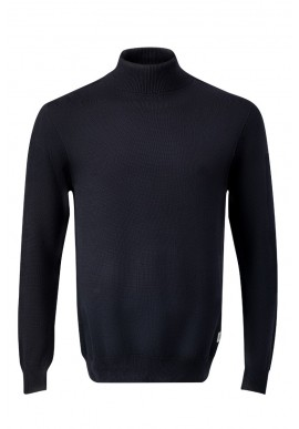 Rollkragenpullover ZRCL Turtleneck Swiss Edition black