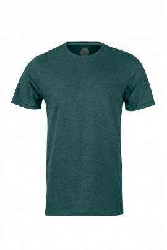 Herren-T-Shirt ZRCL Basic green stone