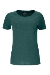 Damen T-Shirt ZRCL Basic green stone