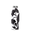 Thermosflasche 24Bottles Clima 500ml Black Dahlia