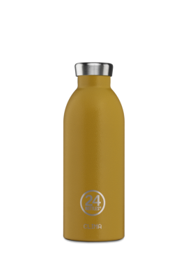 Thermosflasche 24Bottles Clima 500ml Safari Khaki
