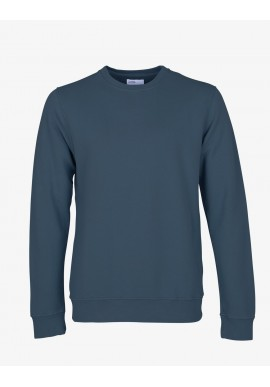 Sweatshirt Colorful Standard petrol blue