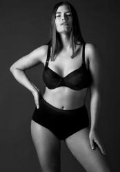 Bra Lovjoi Clover Curve Style black Bio & Fair