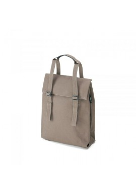 Qwstion Halfday Tote Organic Vegan Driftwood