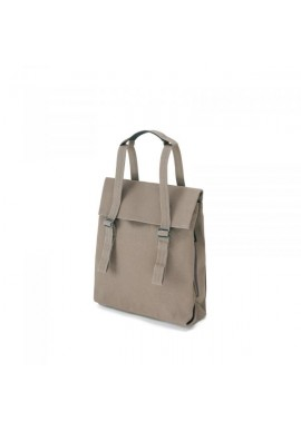 Qwstion Small Tote Organic Vegan Driftwood