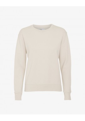 Damen-Sweatshirt Colorful Standard ivory white