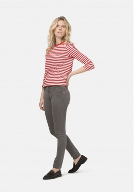 Damenjeans Mud Jeans Skinny Lilly O3 grey