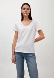 T-Shirt Armedangels Haadia white