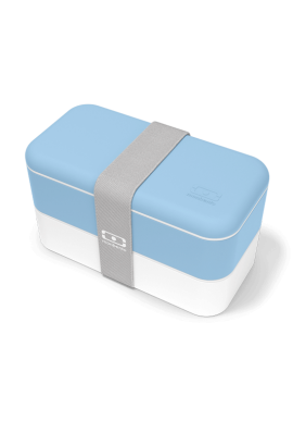 Monbento Original Lunchbox blue Crystal