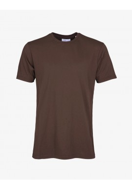 Herren-T-Shirt Colorful Standard coffee brown