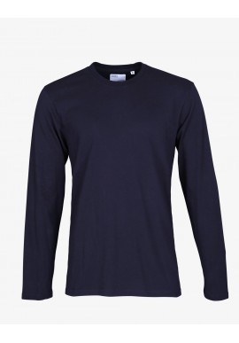 Longsleeve Colorful Standard navy blue