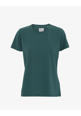 Damen-T-Shirt Colorful Standard ocean green