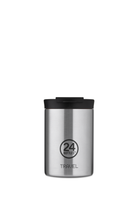 Thermobecher 24Bottles Travel Tumbler 350ml Steel