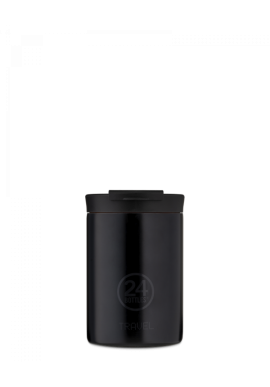Thermobecher 24Bottles Travel Tumbler 350ml Tuxedo Black