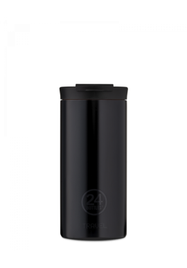 Thermobecher 24Bottles Travel Tumbler 600ml Tuxedo Black