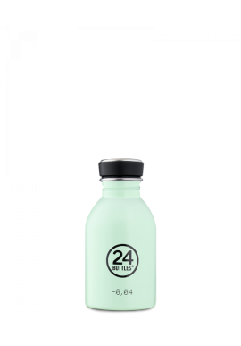 Trinkflasche 24Bottles 250ml Aqua Green
