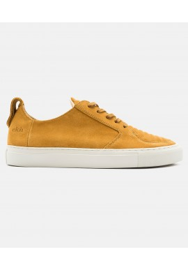 ekn Argan Low Cinnamon Suede