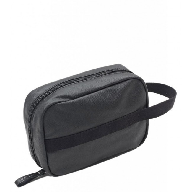 Necessaire Qwstion Toiletry Kit Organic Washed Grey