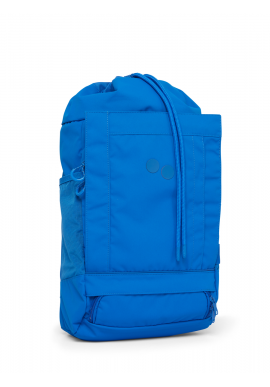 Rucksack pinqponq Blok Medium Backpack Infinite Blue