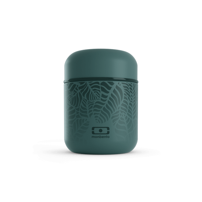Small Insulated Lunchbox Monbento Capsule Jungle