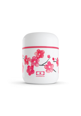 Monbento Small Insulated Lunchbox Capsule blossom