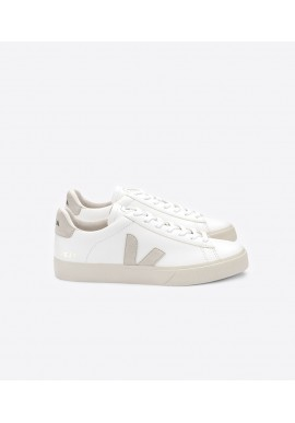 Veja Campo Leather Extra White Natural
