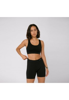 Workout-BH Organic Basics SilverTech™ Active Sports Bra black