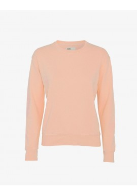Damen-Sweatshirt Colorful Standard paradise peach