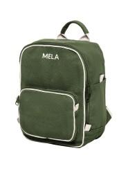 Mini-Rucksack Melawear Mela ll Mini olivgrün