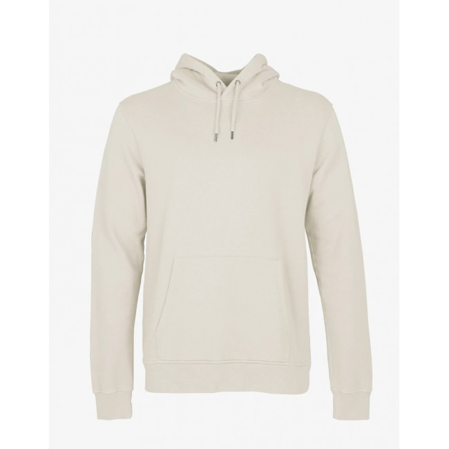 Hoody Colorful Standard ivory white