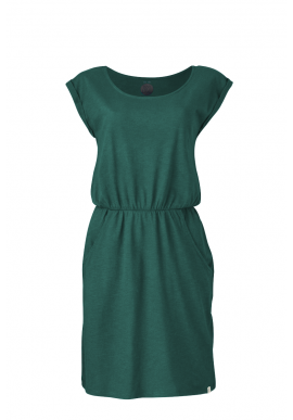 Damenkleid ZRCL Basic green
